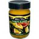 Czosnkowo-ziołowy sos do makaronu