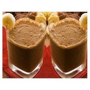 Shake czekoladowo-bananowy